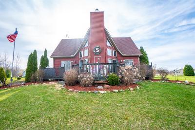 New Carlisle Single Family Home For Sale: 8443 N 850 E