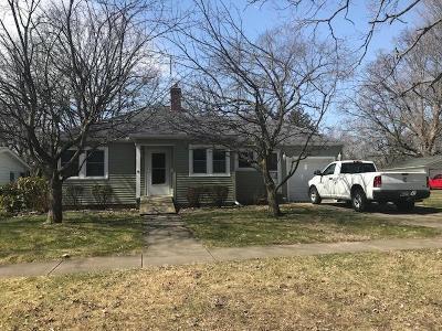 La Porte, Laporte Single Family Home For Sale: 1608 Richards Street
