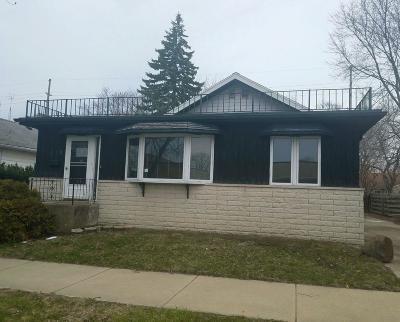 Michigan City Single Family Home For Sale: 412 E Homer Street