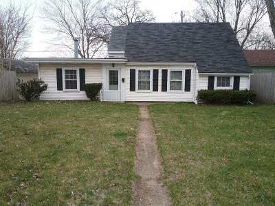 Michigan City Single Family Home For Sale: 710 Greenwood Avenue