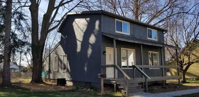 La Porte, Laporte Single Family Home For Sale: 408 G Street