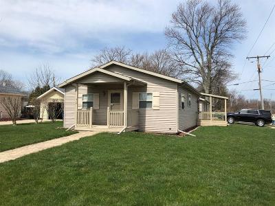 La Porte, Laporte Single Family Home For Sale: 419 Oberreich Street