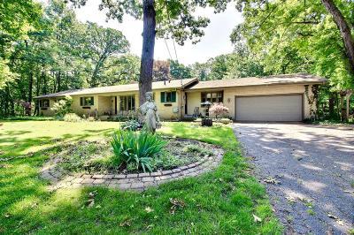 Schererville Single Family Home For Sale: 541 Walnut Drive