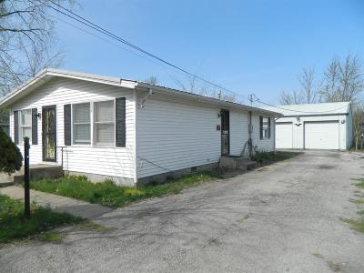 Rensselaer Single Family Home For Sale: 208 N 8th Street