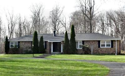 Westville Single Family Home For Sale: 908 N County Line Road