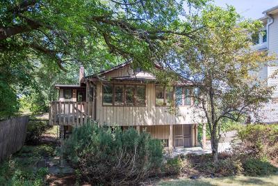 Michigan City Single Family Home For Sale: 1102 Lake Shore Drive