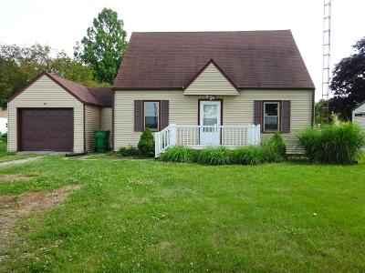 New Carlisle Single Family Home For Sale: 322 Marvel Lane