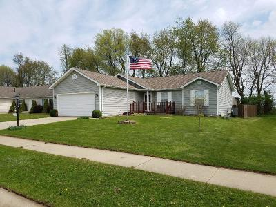 Westville Single Family Home For Sale: 608 Stanley Drive