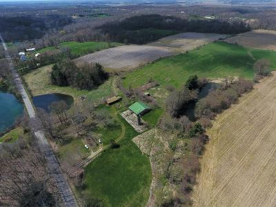 New Carlisle Farm For Sale: 7343 E 1000 N