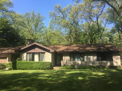 Michigan City Single Family Home For Sale: 217 Garden Trail