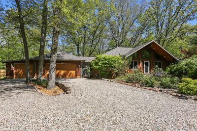 Michigan City Single Family Home For Sale: 217 Twilight Drive