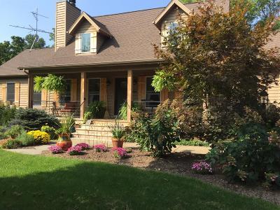 La Porte, Laporte Single Family Home For Sale: 10144 N 200 E
