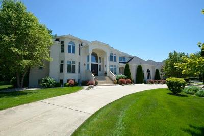 Dyer Single Family Home For Sale: 1021 Killarney Drive