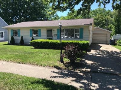 Michigan City Single Family Home For Sale: 409 Ramion Avenue