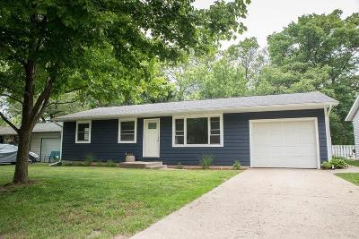 Michigan City Single Family Home For Sale: 410 Lake Hills Road