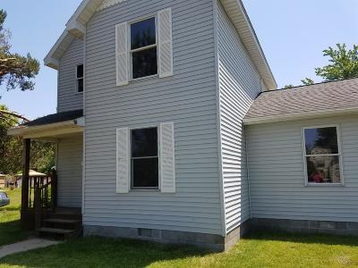 Michigan City Single Family Home For Sale: 413 E 7th Street