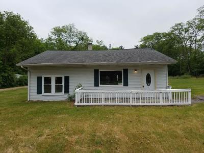 La Porte, Laporte Single Family Home For Sale: 3101 N 725 W