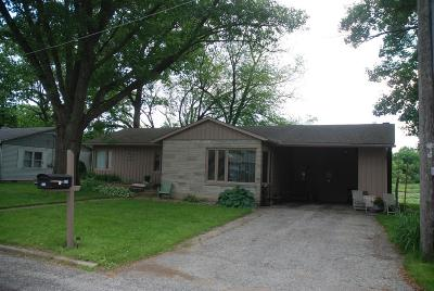 La Porte, Laporte Single Family Home For Sale: 1210 Riley Court