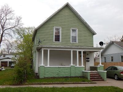 Michigan City Multi Family Home For Sale: 511 Pleasant Avenue
