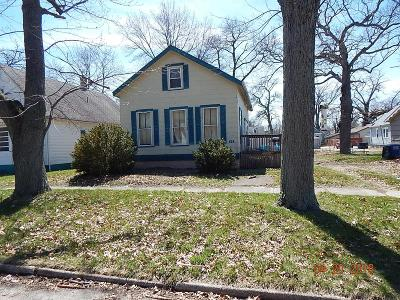 Michigan City Single Family Home For Sale: 203 Hobart Street