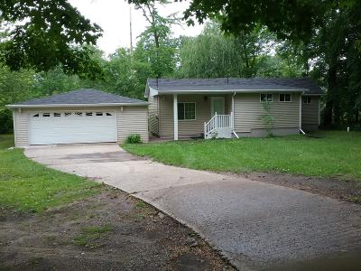 Michigan City Single Family Home For Sale: 4451 W Dunes