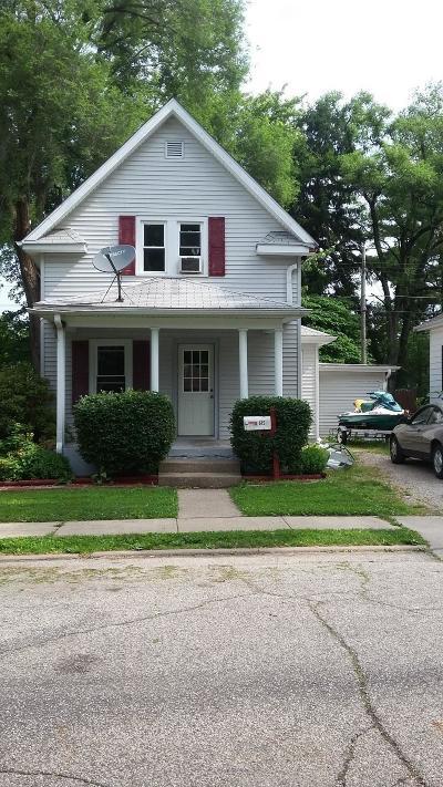 La Porte, Laporte Single Family Home For Sale: 615 E Maple Avenue