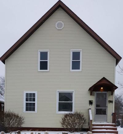 Michigan City Single Family Home For Sale: 115 W Barker Avenue