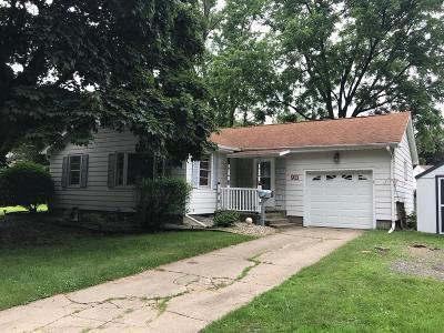 La Porte, Laporte Single Family Home For Sale: 911 Wright Avenue