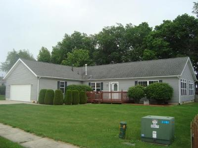 Westville Single Family Home For Sale: 700 Stanley Drive