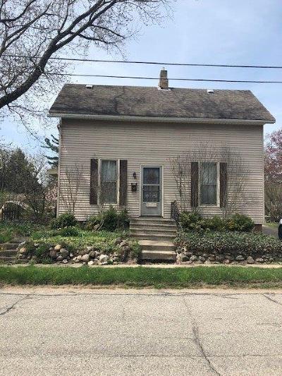 La Porte, Laporte Single Family Home For Sale: 304 Colfax Avenue