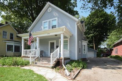 La Porte, Laporte Single Family Home For Sale: 1710 Monroe Street