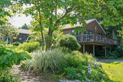 La Porte, Laporte Single Family Home For Sale: 7597 N Range Road