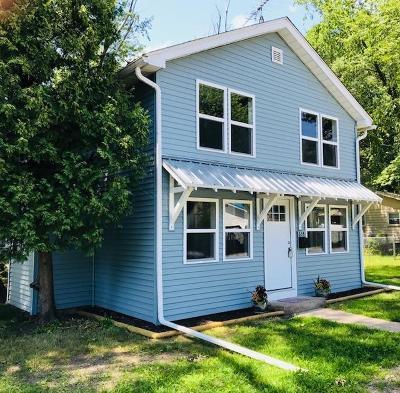 Michigan City Single Family Home For Sale: 635 S Ashland Avenue