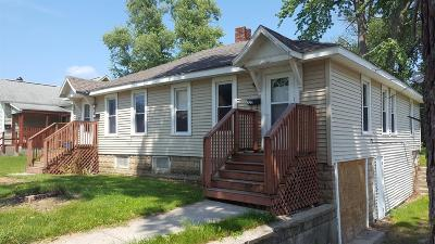 Rensselaer Multi Family Home For Sale: 323 N College Avenue