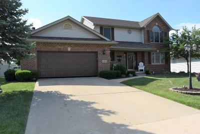 Dyer Single Family Home For Sale: 2608 Squire Drive