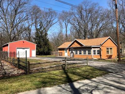 Michigan City Single Family Home For Sale: 206 Twilight Drive