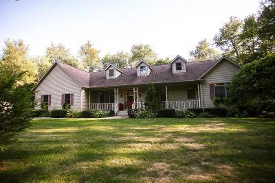 La Porte, Laporte Single Family Home For Sale: 4012 S 150 W