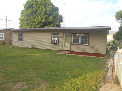 Westville Single Family Home For Sale: 651 Fairview Street