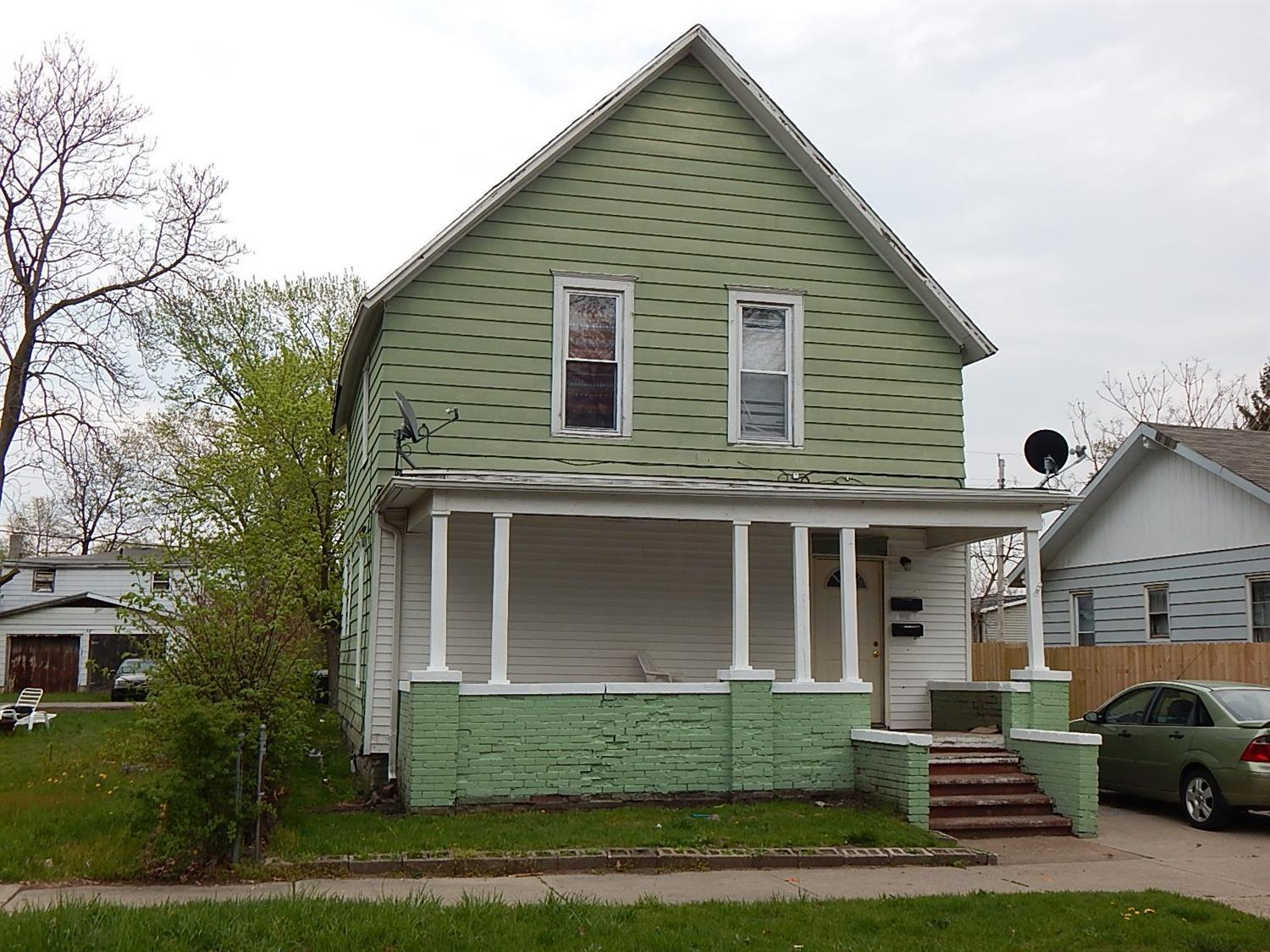 Multi-family Home For Sale in Michigan City for $68,000