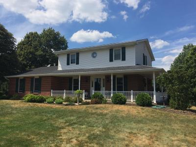 New Carlisle Single Family Home For Sale: 33025 Early Road
