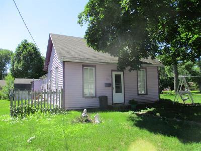 Single Family Home For Sale: 754 N Abigail Street
