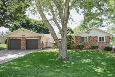 La Porte, Laporte Single Family Home For Sale: 2688 N Jongkind Park Drive