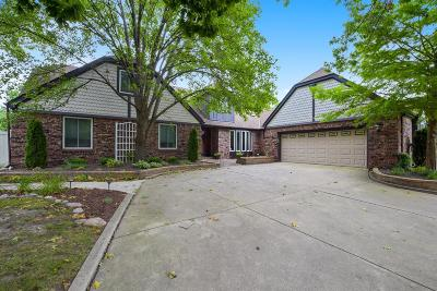 Dyer Single Family Home For Sale: 847 Graegin Place