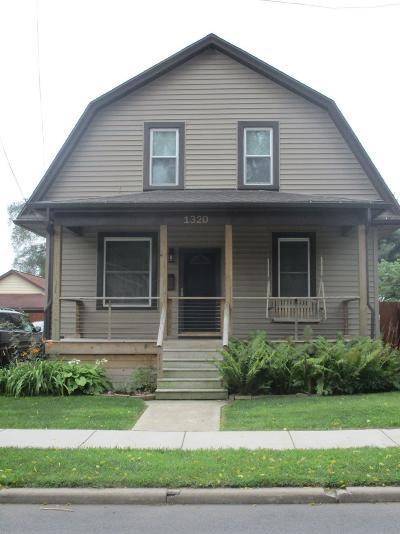 La Porte, Laporte Single Family Home For Sale: 1320 2nd Street