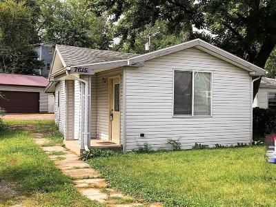 Cedar Lake Single Family Home For Sale: 7615 W 134th Place