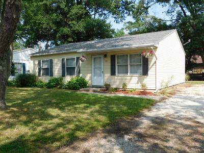 Michigan City Single Family Home For Sale: 2734 Ohio Street