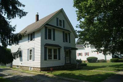 Laporte, La Porte Single Family Home For Sale: 806 Ohio Street
