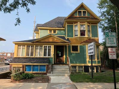 La Porte, Laporte Multi Family Home For Sale: 807 Michigan Avenue