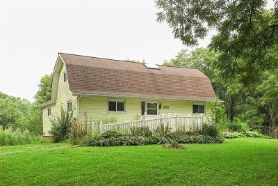 La Porte, Laporte Single Family Home For Sale: 3713 S Hwy 104