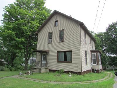 La Porte, Laporte Single Family Home For Sale: 1603 Weller Avenue